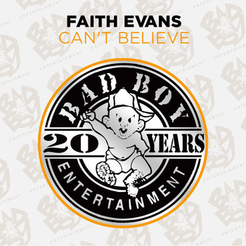 Faith Evans - Can't Believe