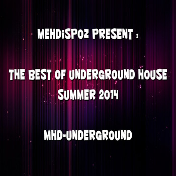 Various Artists - Mehdispoz Present : The Best of Underground House Summer 2014