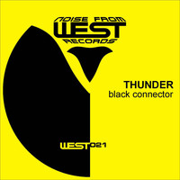 Thunder - Black Connector