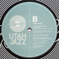 "Utah Jazz - Utah Jazz / Conrad Funk (Intro 12"" Version)"