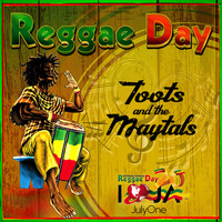 Toots & The Maytals - Reggae Day - Single