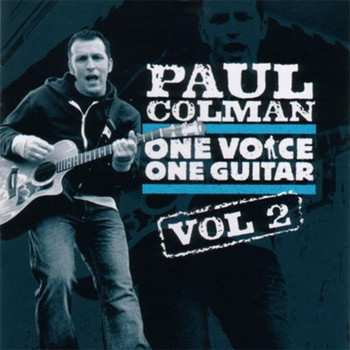 Paul Colman - One Voice, One Guitar, Vol. 2
