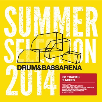 Various Artists - Drum & Bass Arena Summer Selection 2014