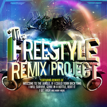 Various Artists - The Freestyle Remix Project