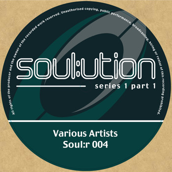 Various Artists - Soul:ution Series 1, Pt. 1