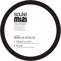 Marcus Intalex - Triband / Steady