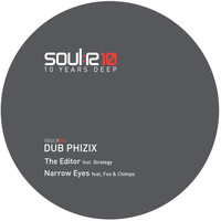 Dub Phizix - The Editor EP