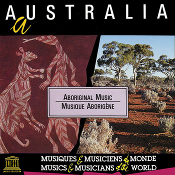 Various Artists - Australia Aboriginal Music