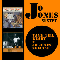 Jo Jones - Jo Jones Sextet/Septet: Vamp Till Ready + Jo Jones Special