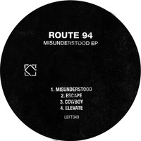 Route 94 - Misunderstood EP