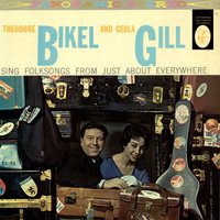 Theodore Bikel - Folk Songs From Just About Everywhere