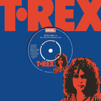 "T.Rex - Metal Guru (7"" Version) - Single"