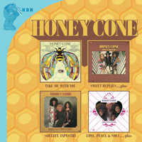 Honey Cone - Take Me With You + Sweet Replies + Soulful Tapestry + Love, Peace And Soul…Plus