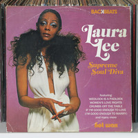 Laura Lee - Backbeats Artists: Laura Lee - Supreme Soul Diva
