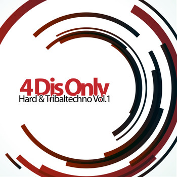Various Artists - 4 Djs Only - Hard & Tribaltechno, Vol. 1 (Explicit)