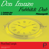 Don Imuze - Fubbikk Dub - Single