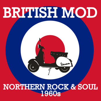 Various Artists - British Mod - Northern Rock & Soul 1960s
