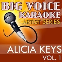 Big Voice Karaoke - Karaoke Alicia Keys, Vol. 1