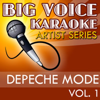 Big Voice Karaoke - Karaoke Depeche Mode, Vol. 1