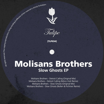 Molisans Brothers - Slow Ghosts EP