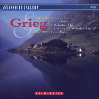 Slovak Chamber Orchestra - Grieg: Holberg Suite - Lyric Suite - 2 Melodies - 2 Nordic Melodies - Lyric Piece No. 4