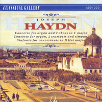 Slovak Chamber Orchestra - Haydn: Organ Concertos - Sinfonia Concertante