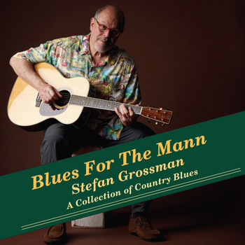 Stefan Grossman - Blues for the Mann