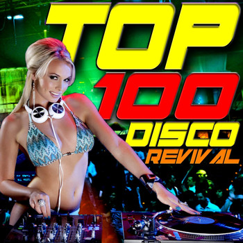 Various Artists - Top 100 Disco Revival