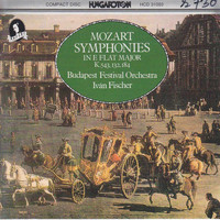 Budapest Festival Orchestra - Mozart: Symphonies Nos. 19, 26 and 39