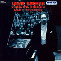 Lazar Berman - Prokofiev: Piano Concerto No. 1 / Liszt: Piano Music (Berman) (1956)