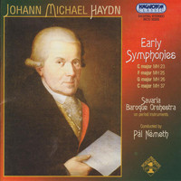 Pal Nemeth - Haydn, M.: Early Symphonies
