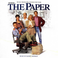 Randy Newman - The Paper (Music From The Motion Picture)