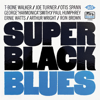 T-Bone Walker, Big Joe Turner, Otis Spann / - Super Black Blues