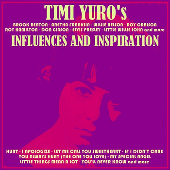 Various Artists - Timi Yuro's Influences and Inspiration