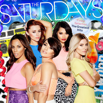 The Saturdays - Finest Selection: The Greatest Hits