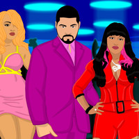 Nicki Minaj - Get Low 4 Me Remix (Single) [feat. Nicki Minaj & Barbee]
