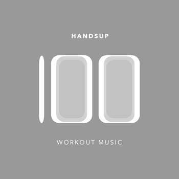 Various Artists - 100 Handsup Workout Music