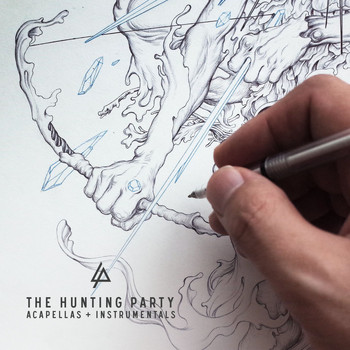 Linkin Park - The Hunting Party: Acapellas + Instrumentals