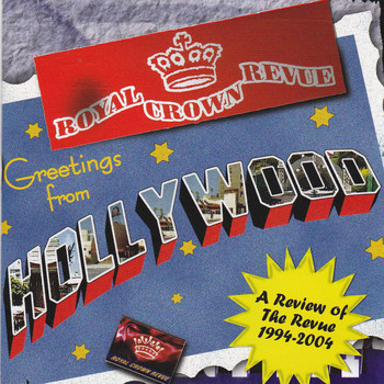 Royal Crown Revue - Greetings from Hollywood