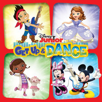 Various Artists - Disney Junior Get Up and Dance