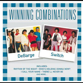 DeBarge - Winning Combinations
