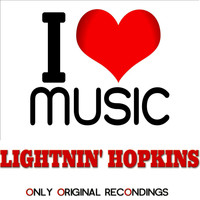 Lightnin' Hopkins - I Love Music - Only Original Recondings