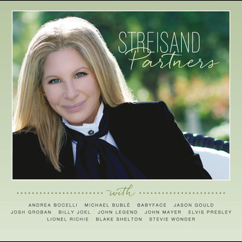 Barbra Streisand with Billy Joel - New York State of Mind