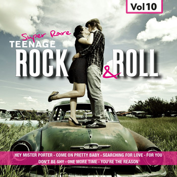 Various Artists - Super Rare Teenage Rock & Roll, Vol.10