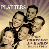 The Platters - The Complete A & B Sides 1953-62, Vol. 2