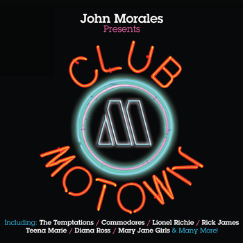 Various Artists - John Morales Presents Club Motown