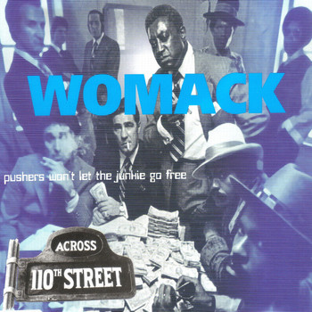 Bobby Womack - Across 110th Street - Single