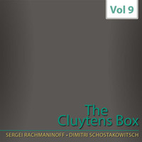 Emil Gilels - The Cluytens Box, Vol. 9: Rachmaninoff & Shostakovitch