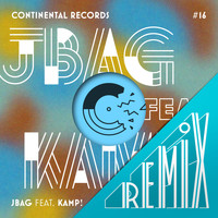 JBAG - Through Blue Remix (feat. Kamp!) - EP