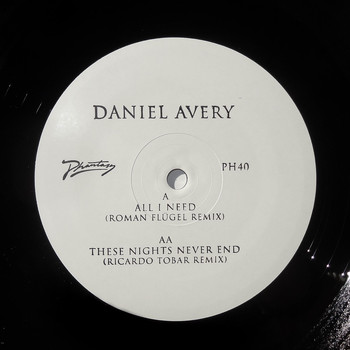 Daniel Avery / - All I Need / These Nights Never End (Remixes)